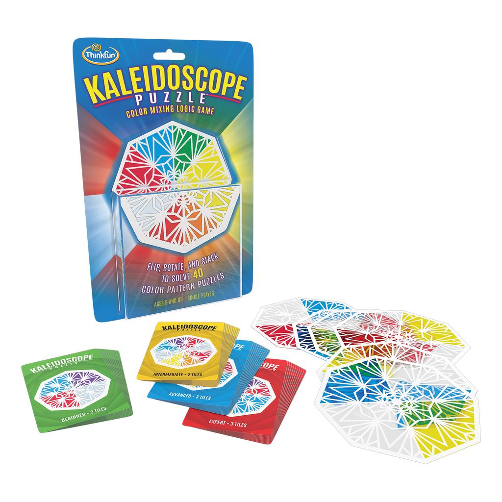 PUZZ Kaleidoscope Puzzle