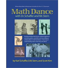 BODV Math Dance with Dr. Schaffer and Mr. Stern