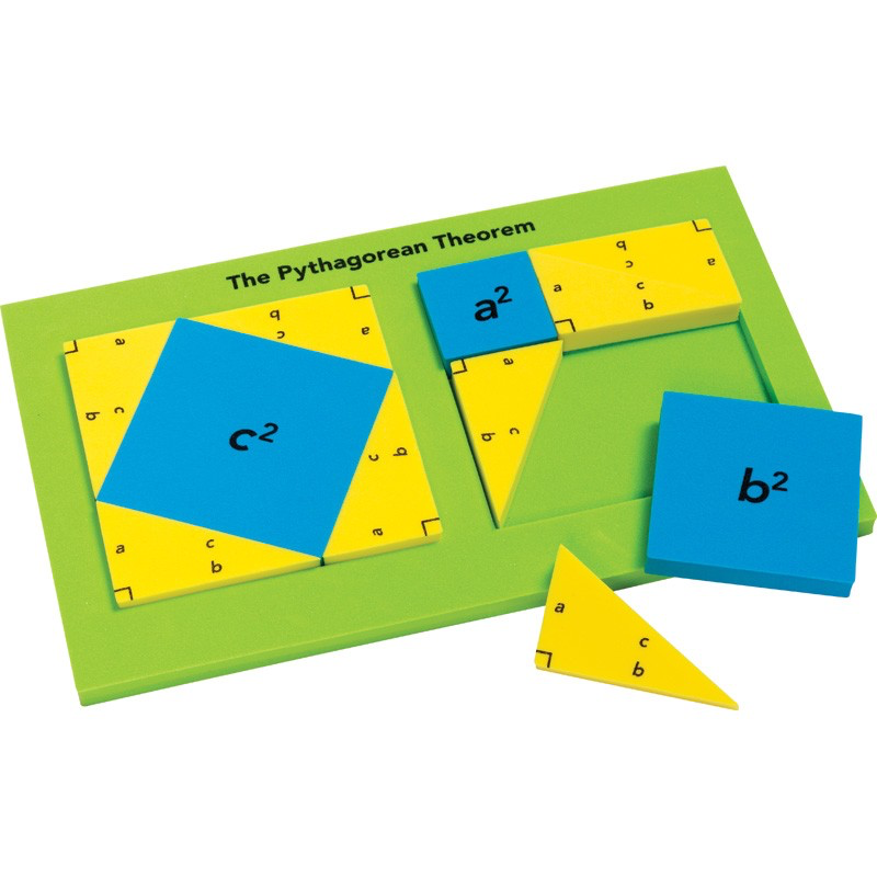 GATO Pythagorean Theorem Tile Set