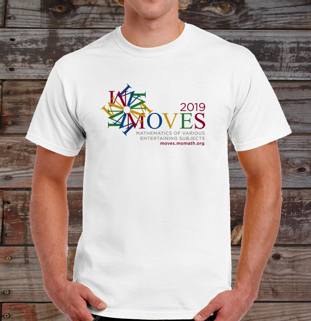 APPA MOVES 2019 Shirt, Adult Sizes