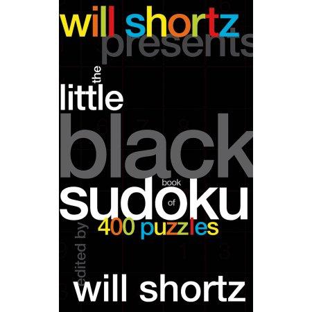 BODV Will Shortz: The Little Black Book of Sudoku Puzzles