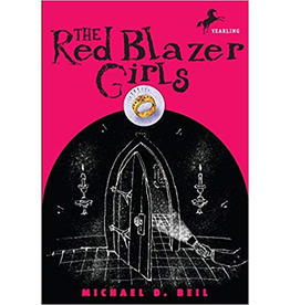 BODV The Red Blazer Girls: The Ring of Rocamadour