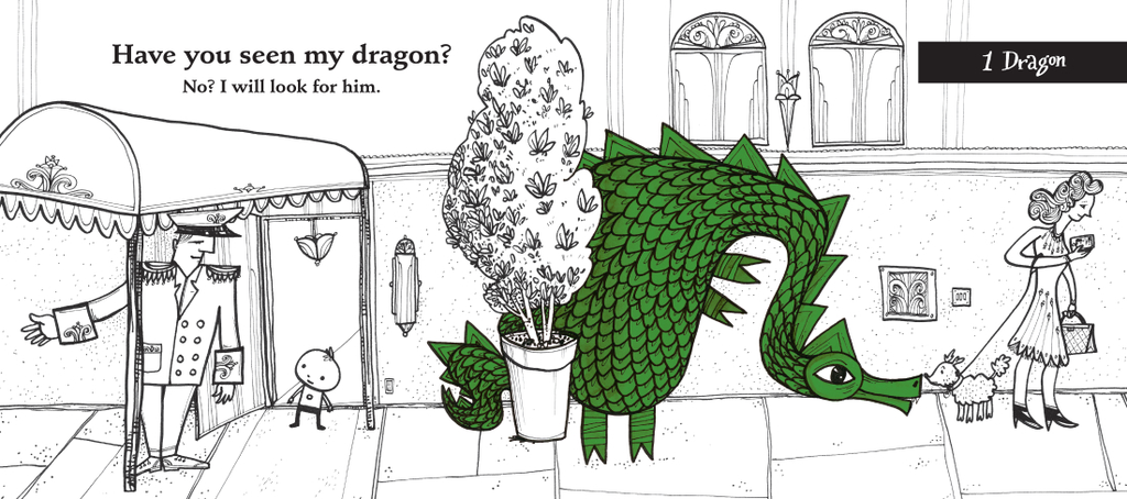 BODV Have You Seen My Dragon?