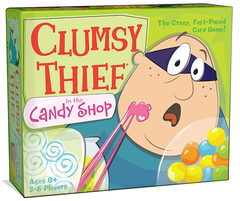 GATO Clumsy Thief - Candy Shop
