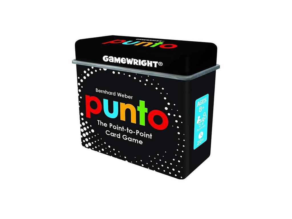 GATO Punto Card Game