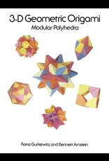 BODV 3-D Geometric Origami: Modular Polyhedra