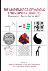 BODV The Mathematics of Various Entertaining Subjects, Volume 1