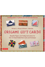 BODV Origami Gift Card Making Kit