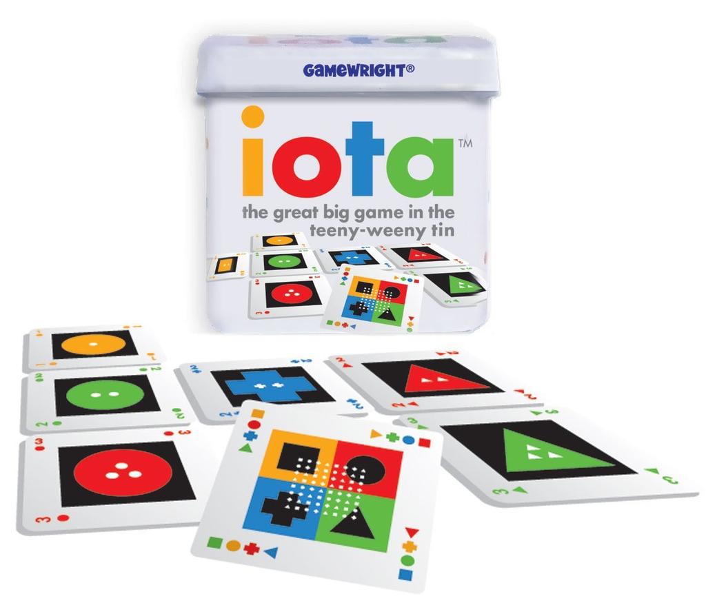 GATO Iota Card Game