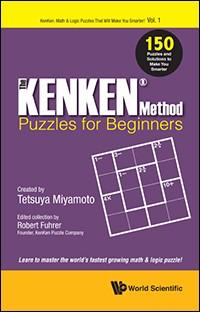 BODV The KenKen Method — Puzzles for Beginners