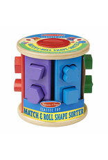 GATO Match and Roll Shape Sorter