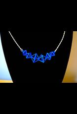 JEWE 3D Printed Interlocking Octahedron Necklace   Hanusa Design