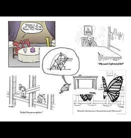 HOME Math Cartoon Notecards - Set of Five