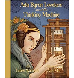 BODV Ada Byron Lovelace and the Thinking Machine