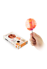 HOME Mini Lollipopter w/stand - Orange Mix / Mango