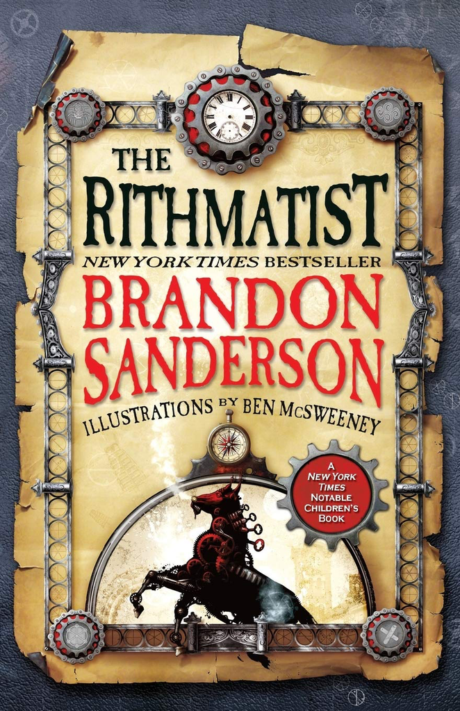 BODV The Rithmatist