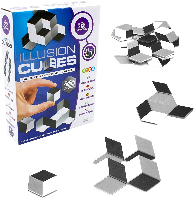 Illusion Cubes
