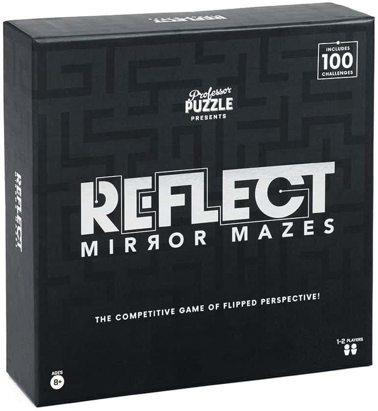 Reflect Mirror Mazes