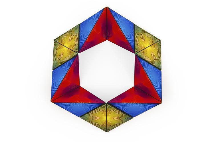Shashibo - Optical Illusion