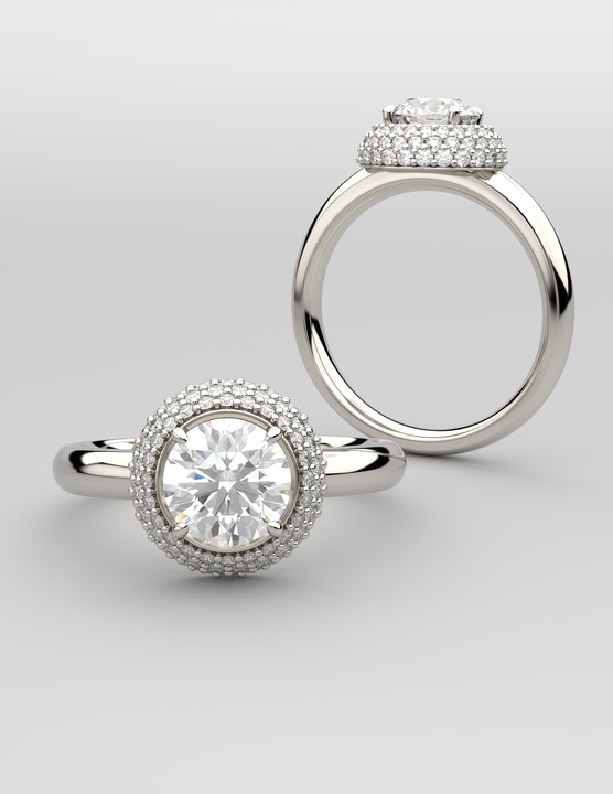 Custom Engagement Rings and Bands