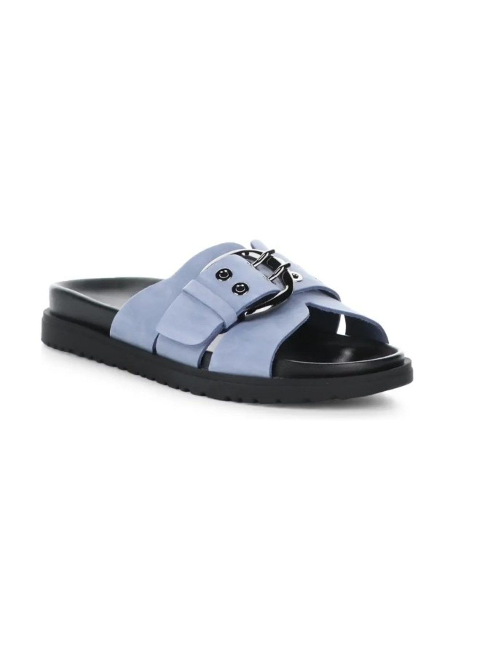 Bos & Co. Salerno Buckled Sandals