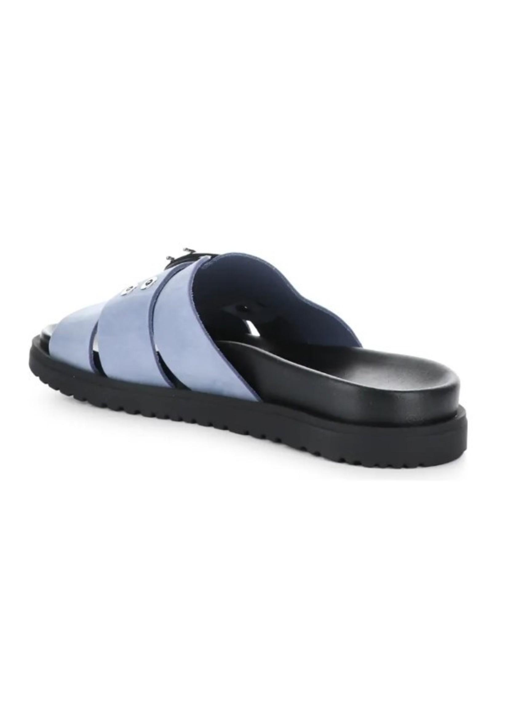 Salerno Buckled Sandals