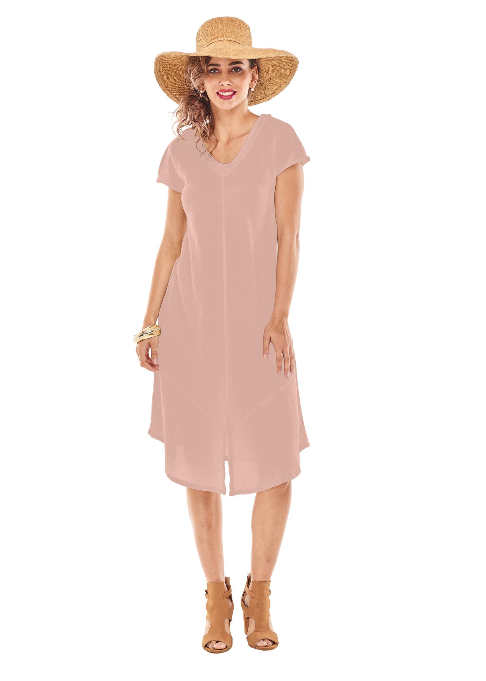 Oh My Gauze! Kaley Cotton Dress