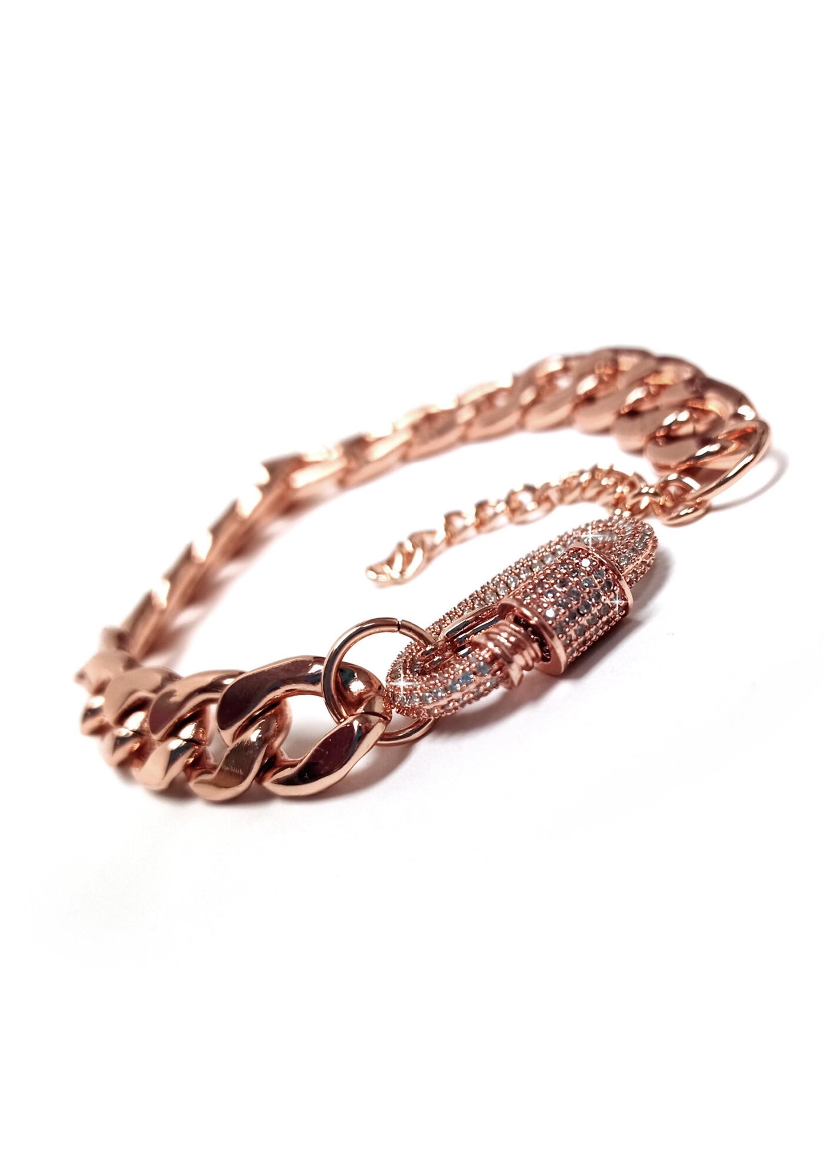 Jacqueline Kent Cuban Link Bracelet | JK