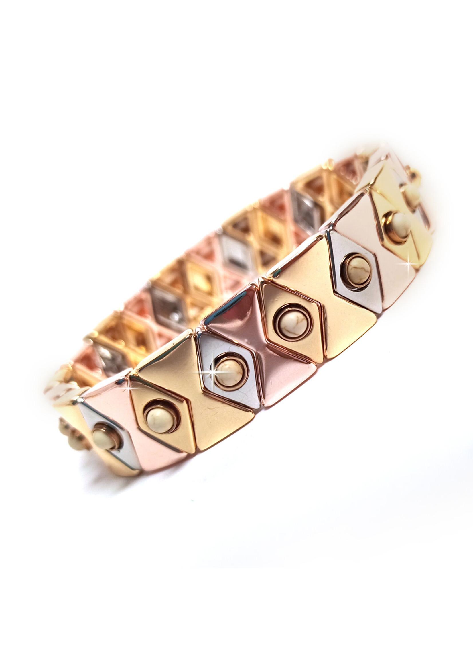 Jacqueline Kent Aristocrat Diamond Bracelet | JK