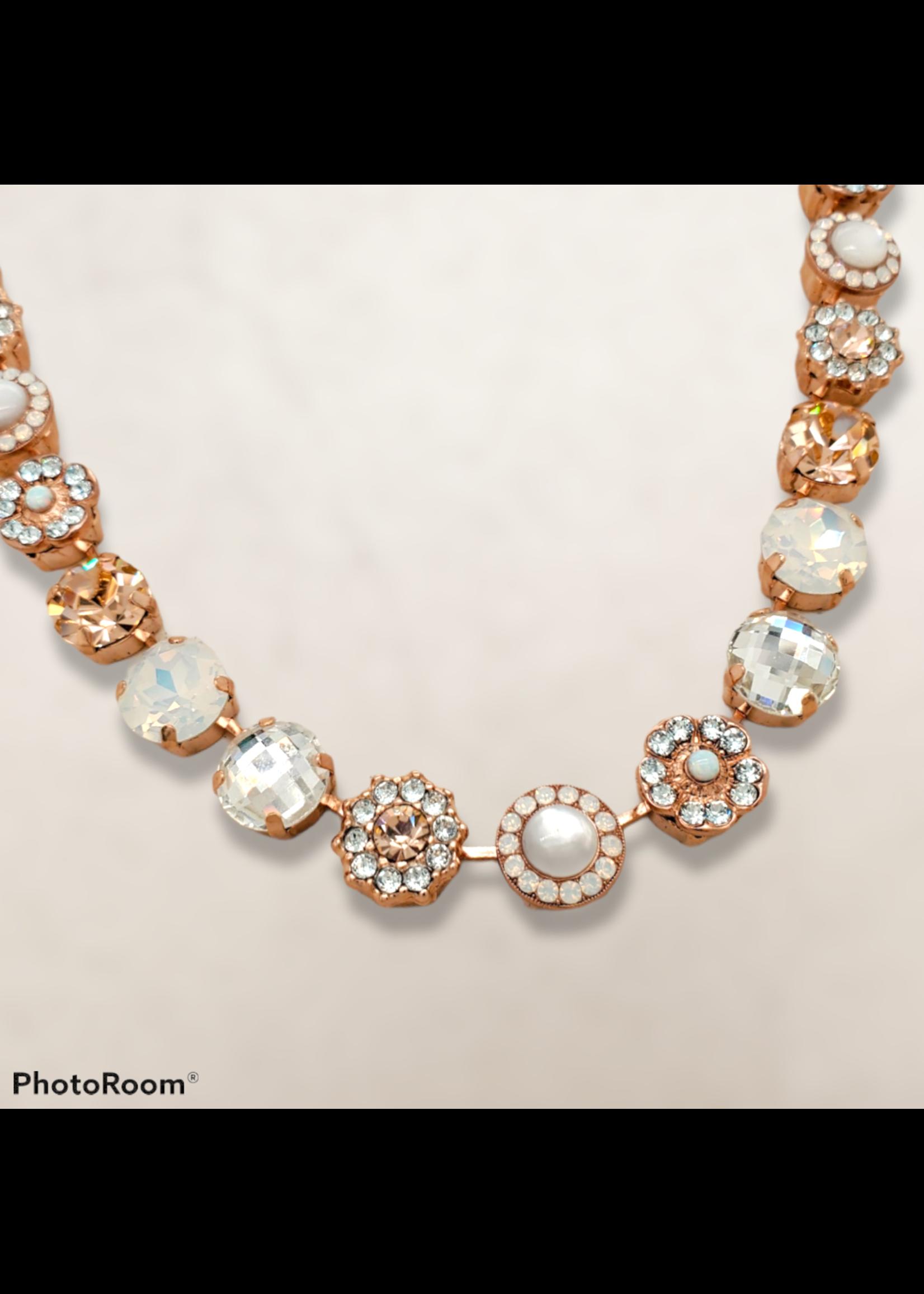 Mariana Mariana Large Mix Pearl Necklace