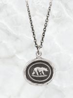 Pyrrha Mother Bear Pyrrha Necklace