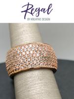 KDesign Regal Collection Regal Rose Gp Sz 9