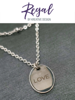 KDesign Regal Collection Regal Double Chain Love