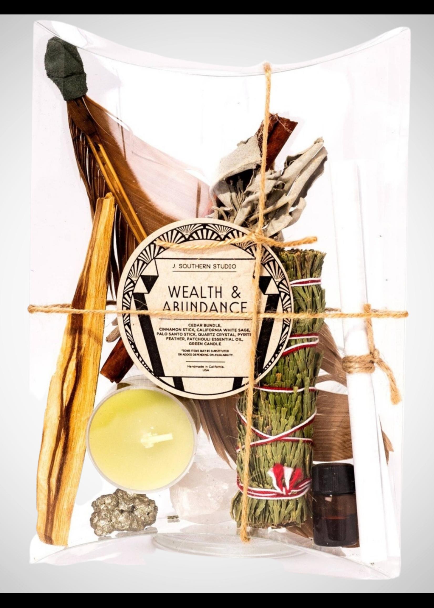 J. Southern Studio Ritual Kit