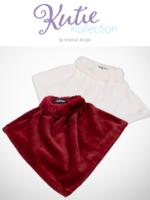 Kutie Collection | Kids Faux Fur Cape 3 - 8yrs