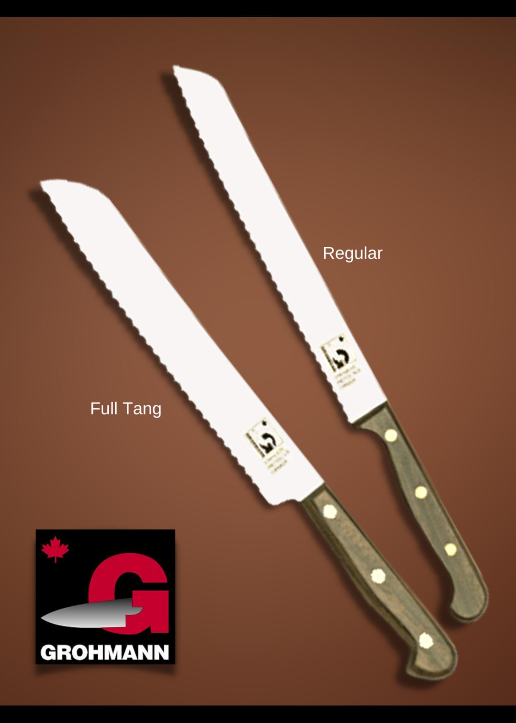 Grohmann All-purpose / Bread Knife