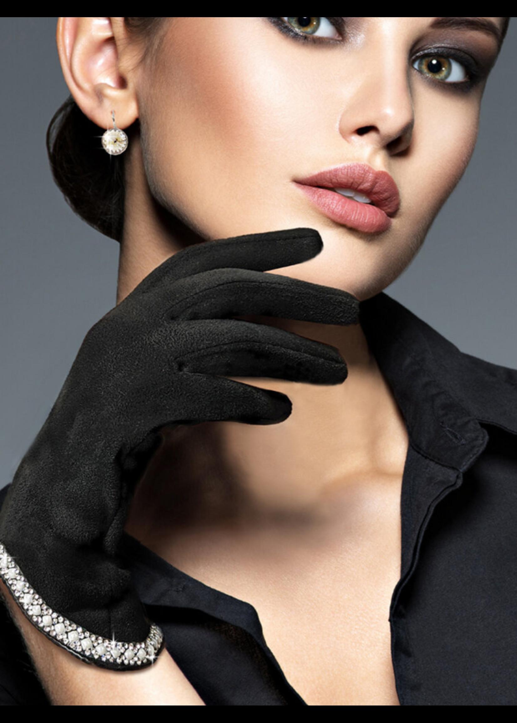 Jacqueline Kent Bubbles & Bling Classic Gloves