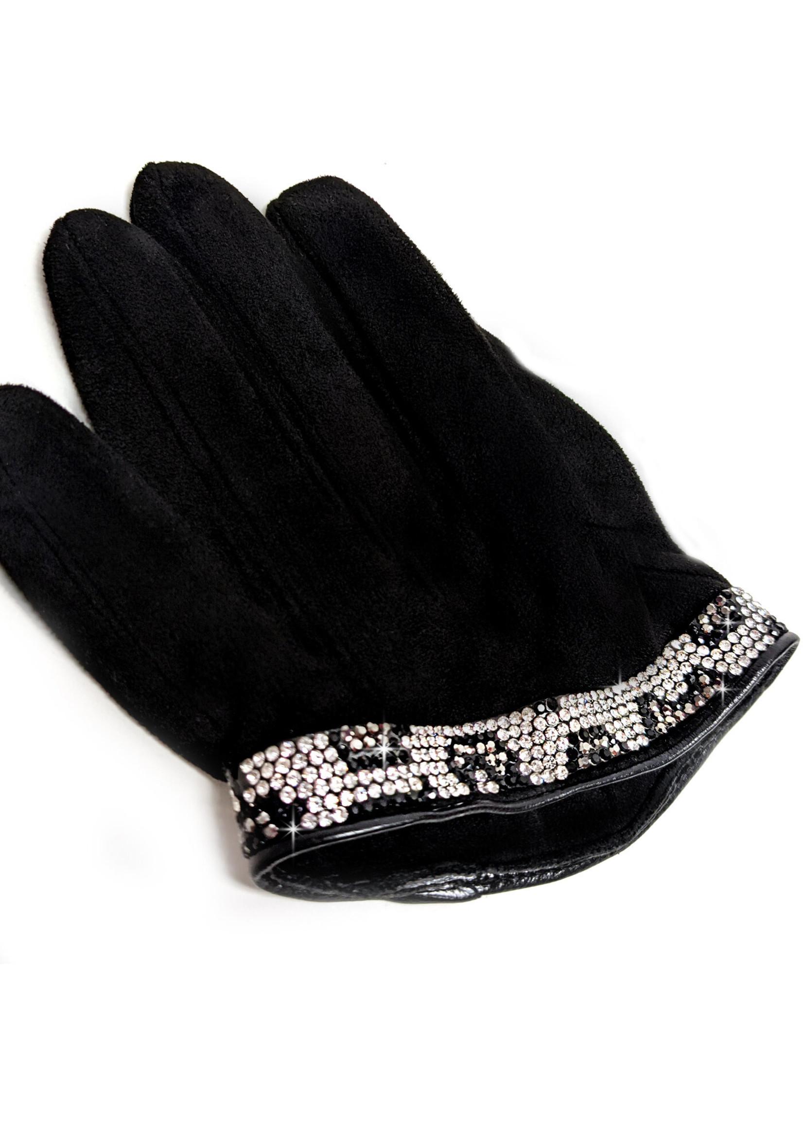 Jacqueline Kent Bubbles & Bling Driving Gloves