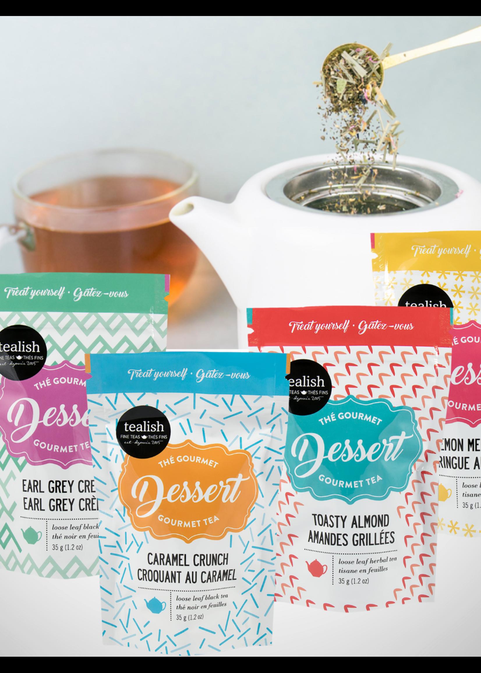 Tealish Dessert Teas 35g Pouch