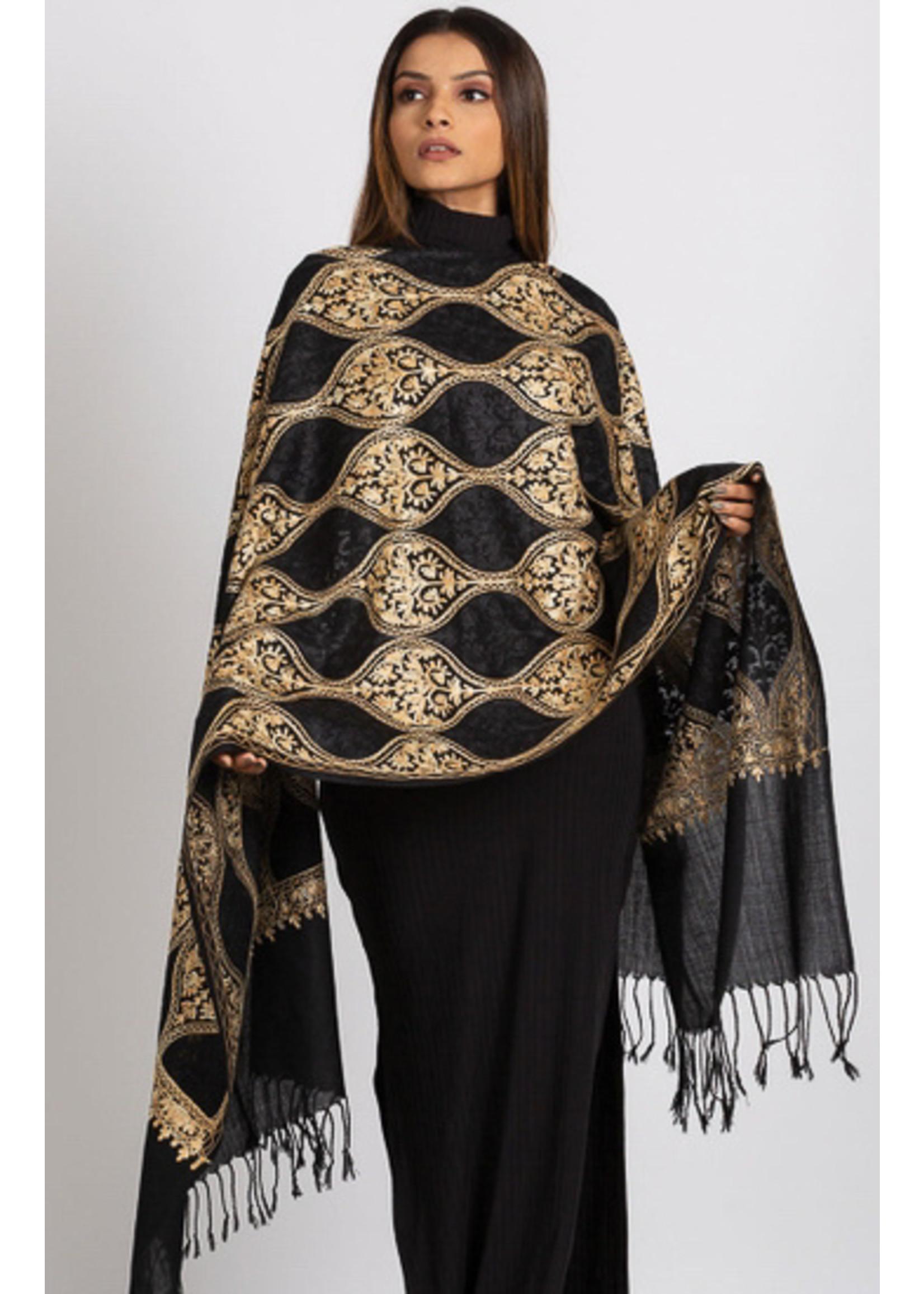 Surani Embroidered Shawls