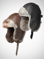 Vintage Cowhide Leather Aviator