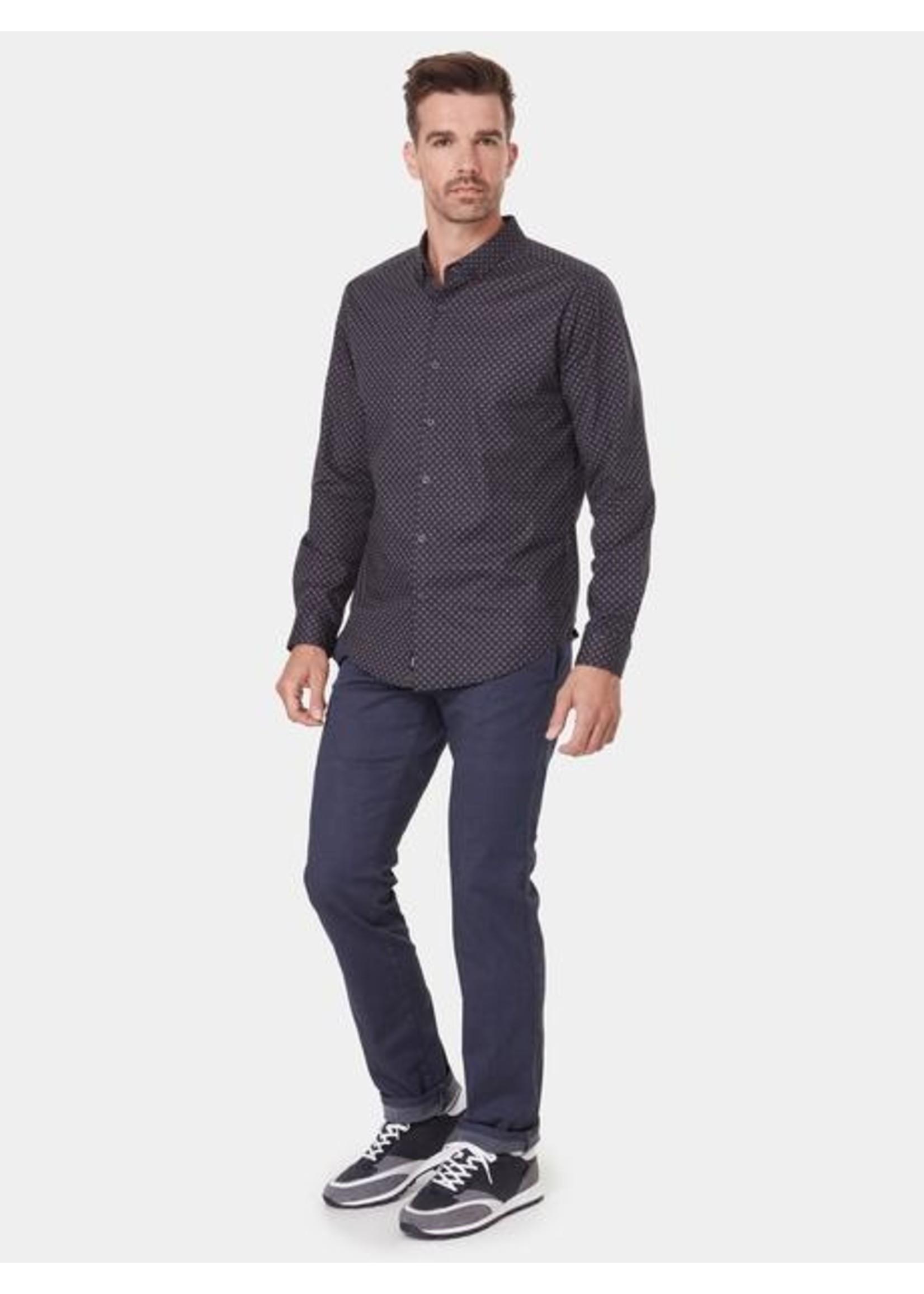 Elton Men's Printed Shirt