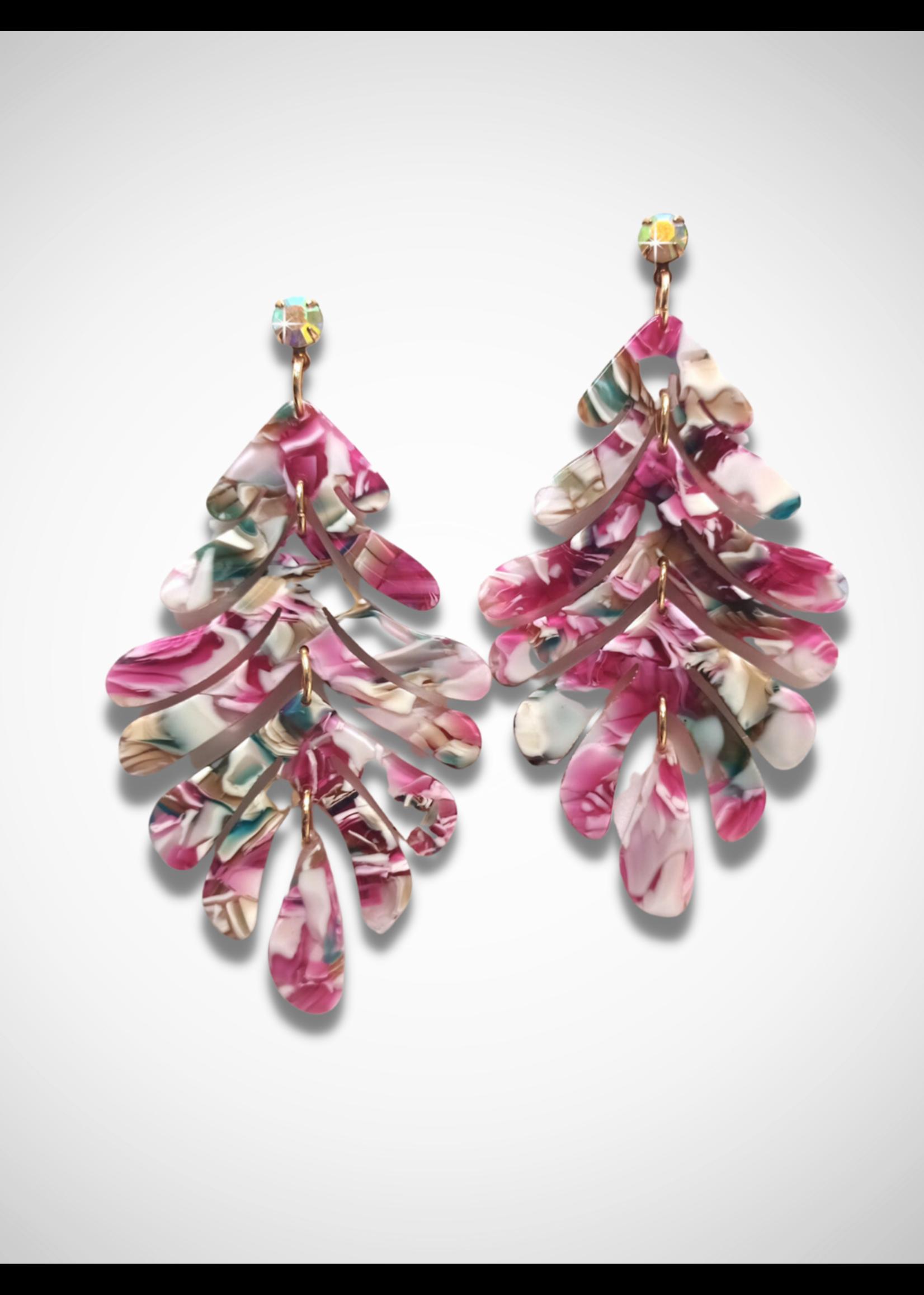 Jacqueline Kent Tropical Earring | JK
