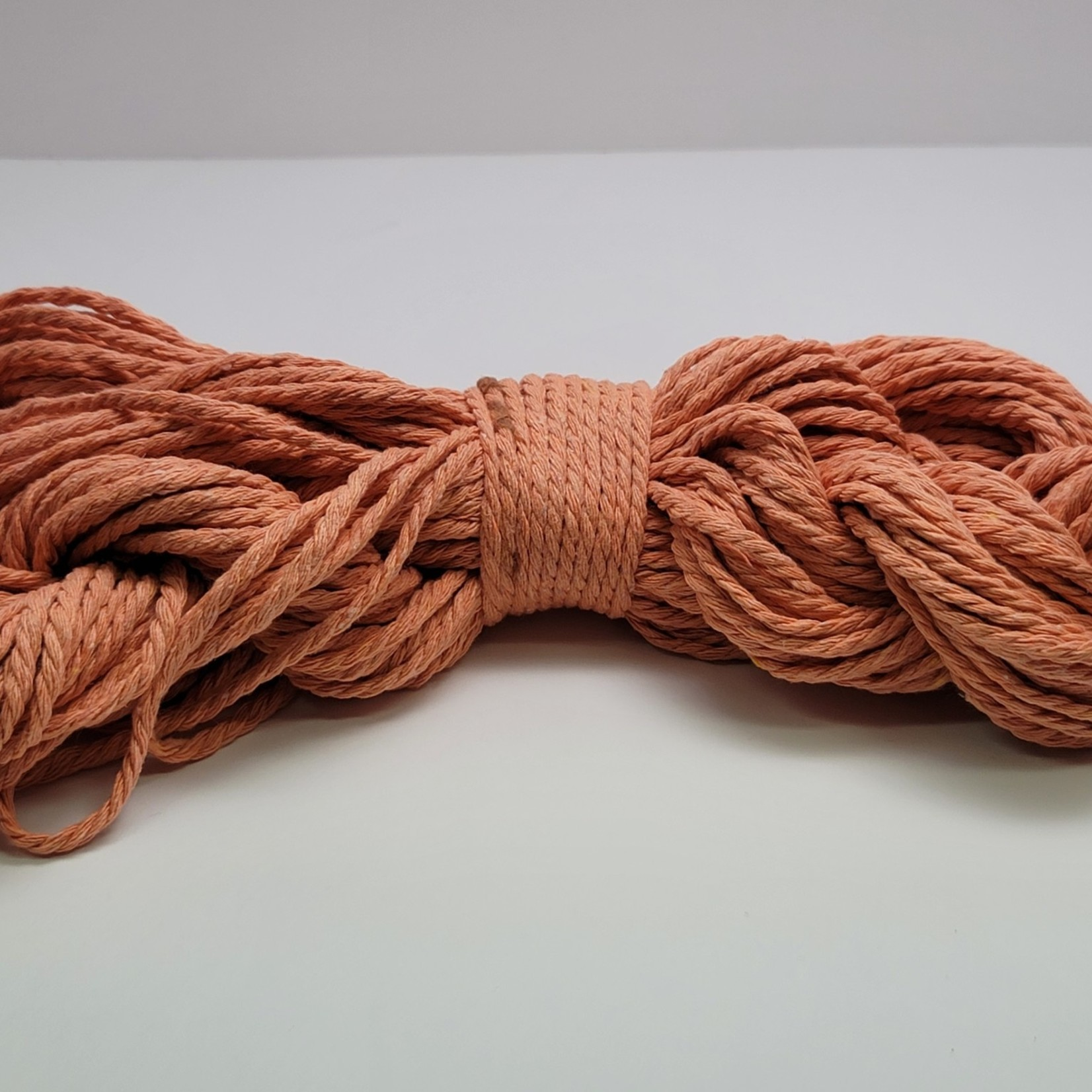 3mm Macrame String - Approx 50m = 164ft - Coral