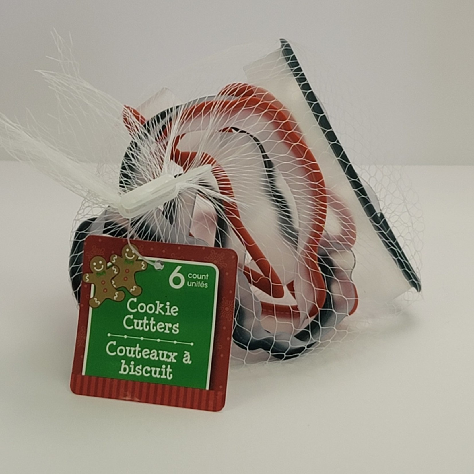 Cookie Cutter - Holiday set of 6