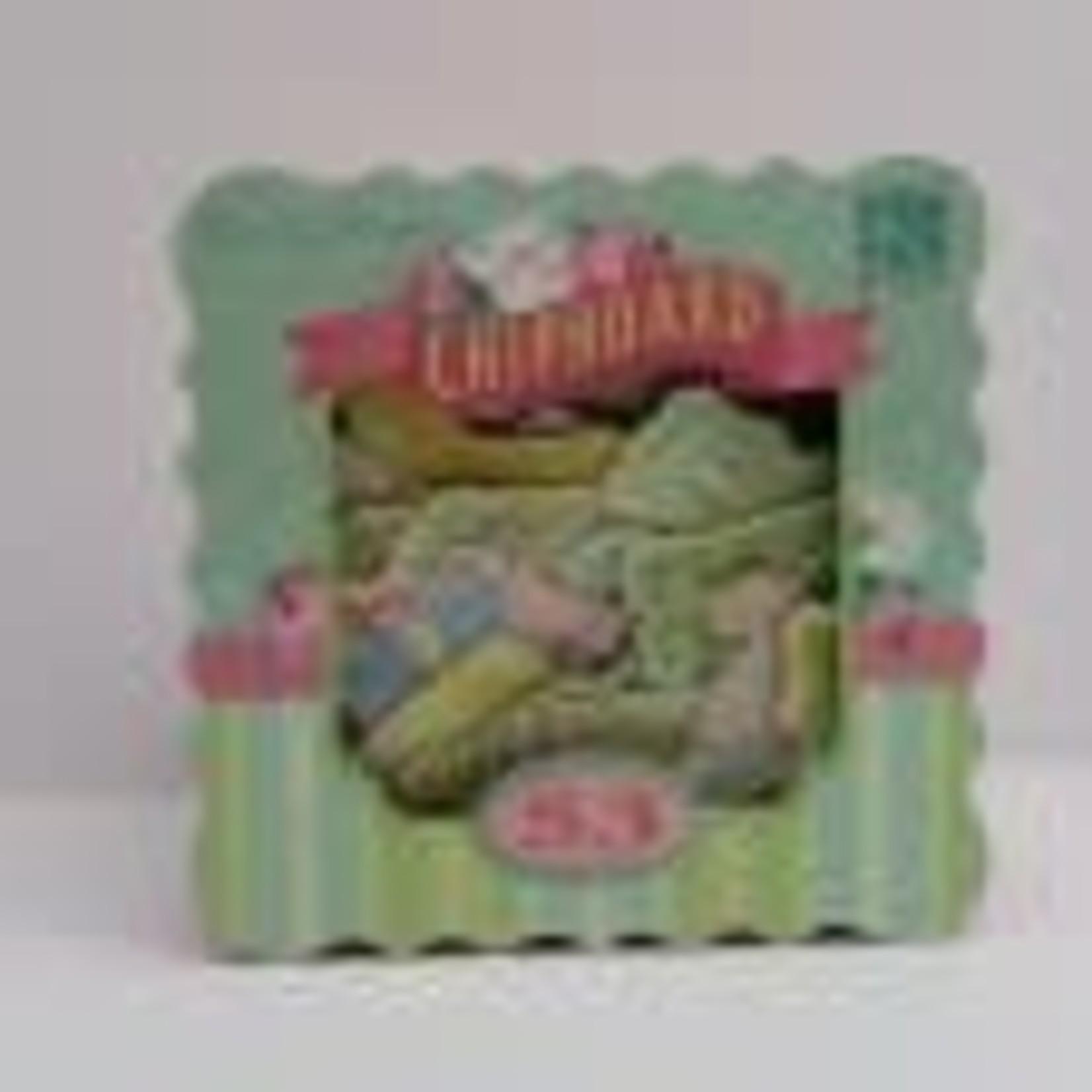 K&Company - Chipboard Alphabet - Dollhouse