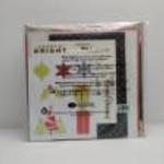 Mini Paper Album kit - Merry & Bright