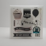 Close to my Heart Close to My Heart - My Acrylix - Cricut Artiste Collection Kudos