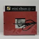 """DCWV - Mini Album - 5"""" x 7"""" - Red"""