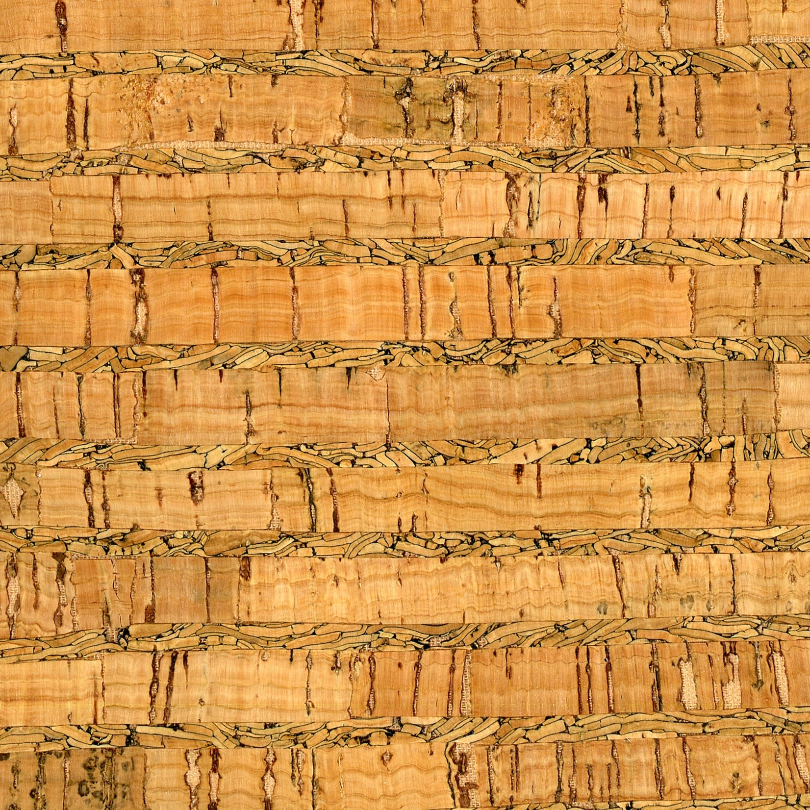 Belagio Packaged Cork Fabric 18''X15''-Natural
